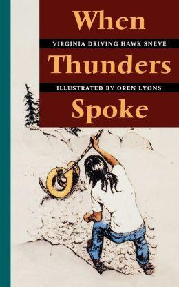 When Thunders Spoke