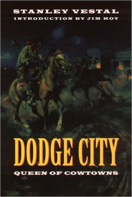 Dodge City, queen of cowtowns:
