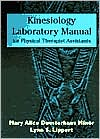 Kinesiology Laboratory Manual for Physical Therapy Assistants