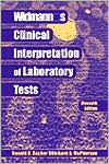 Widmann's Clinical Interpretation of Laboratory Tests