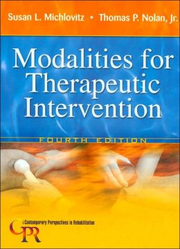 Modalities for Therapeutic Intervention