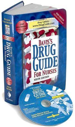 Davis drug guide 13th edition barnes and noble