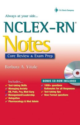 NCLEX-RN. Notes: Core Review and Exam Prep