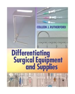 Differentiating Surgical Equipment and Supplies
