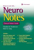 Book Cover Image. Title: Neuro Notes:  Clinical Pocket Guide, Author: Claudia Fenderson