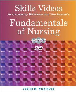 Fundamentals of Nursing - Skills Video (Software)