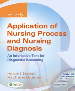 Application of Nursing Process and Nursing Diagnosis