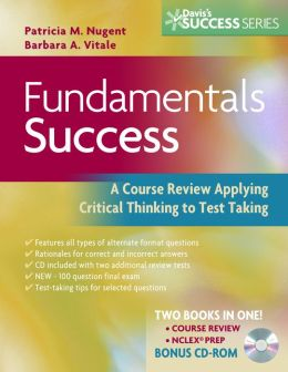 Fundamentals Success: A Course Review Applying Critical Thinking to Test Taking