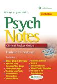 Book Cover Image. Title: PsychNotes:  Clinical Pocket Guide, Author: Darlene Pedersen