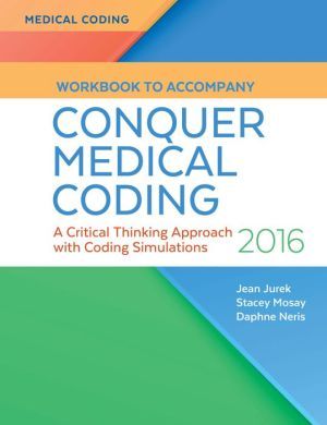 Workbook to Accompany Conquer Medical Coding