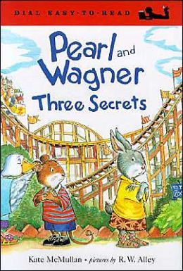 Three Secrets (Pearl and Wagner Series)
