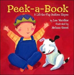 Peek-A-Book: A Lift-the-Flap Bedtime Rhyme