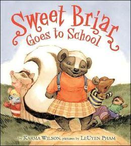Sweet Briar Goes to School