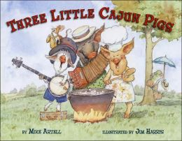 Three Little Cajun Pigs