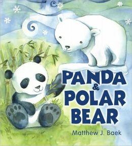 Panda and Polar Bear