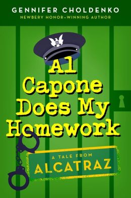 Al Capone Does My Homework book cover