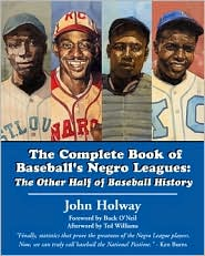 Complete Book of Baseball's Negro Leagues