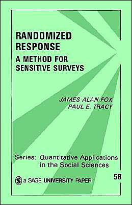 Randomized Response: A Method for Sensitive Surveys