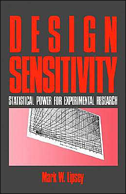 Design Sensitivity: Statistical Power for Experimental Research