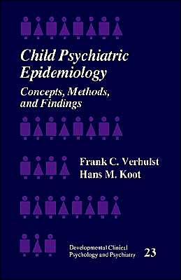 Child Psychiatric Epidemiology: Concepts, Methods and Findings