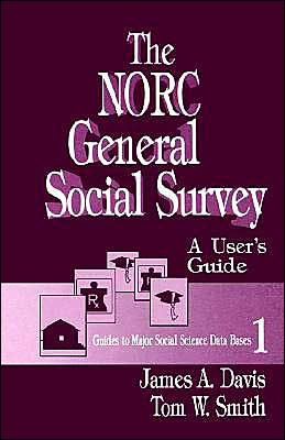 The Norc General Social Survey