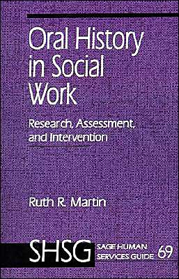 Oral History In Social Work