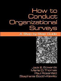 How To Conduct Organizational Surveys: A Step-by-Step Guide