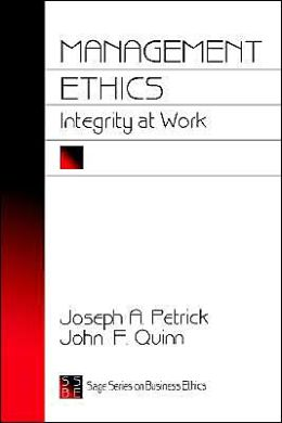 Management Ethics