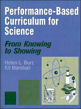 Peformance-Based Curriculum For Science