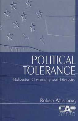 Political Tolerance: Balancing Community and Diversity