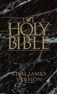 The Mass Market Bible: King James Version (KJV)