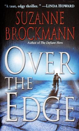 Over the Edge (Troubleshooters Series #3)