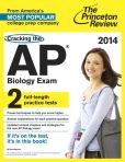 Book Cover Image. Title: Cracking the AP Biology Exam, 2014 Edition, Author: Princeton Review