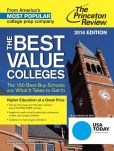 Book Cover Image. Title: The Best Value Colleges, 2014 Edition:  The 150 Best-Buy Schools and What It Takes to Get In, Author: Princeton Review