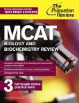 Book Cover Image. Title: MCAT Biology and Biochemistry Review:  New for MCAT 2015, Author: Princeton Review