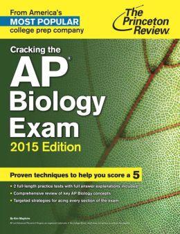 ap biology practice essays