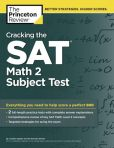 Book Cover Image. Title: Cracking the SAT Math 2 Subject Test, Author: Princeton Review