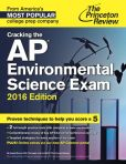 Book Cover Image. Title: Cracking the AP Environmental Science Exam, 2016 Edition, Author: Princeton Review