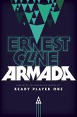 Book Cover Image. Title: Armada:  A Novel, Author: Ernest Cline