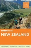Book Cover Image. Title: Fodor's New Zealand, Author: Fodor's Travel Publications