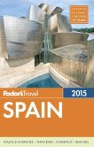 Book Cover Image. Title: Fodor's Spain 2015, Author: Fodor's Travel Publications