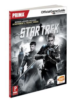 Star Trek: Prima Official Game Guide