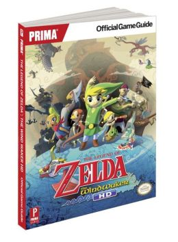 The Legend of Zelda: The Wind Waker: Prima Official Game Guide