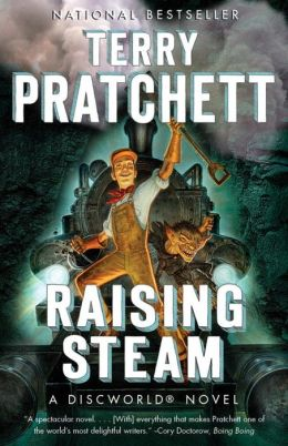 Raising Steam (Discworld Series #40)