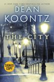 Book Cover Image. Title: City (Signed Book), Author: Dean Koontz