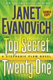 Book Cover Image. Title: Top Secret Twenty-One (Signed Book) (Stephanie Plum Series #21), Author: Janet Evanovich
