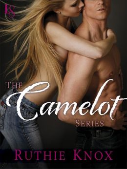 The Camelot Series 4-Book Bundle: How to Misbehave, Along Came Trouble, Flirting with Disaster, Making It Last