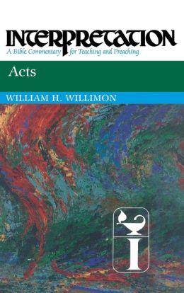 Acts: Interpretation
