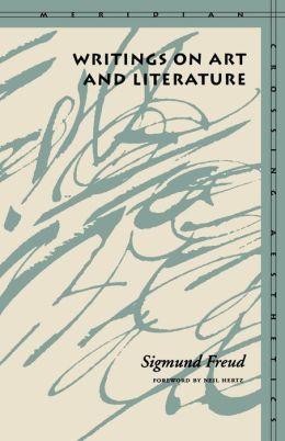 Writings on Art and Literature (Meridian: Crossing Aesthetics Series)