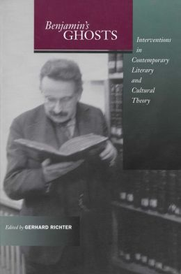 Ghosts: Interventions in Contemporary Literary and Cultural Theory